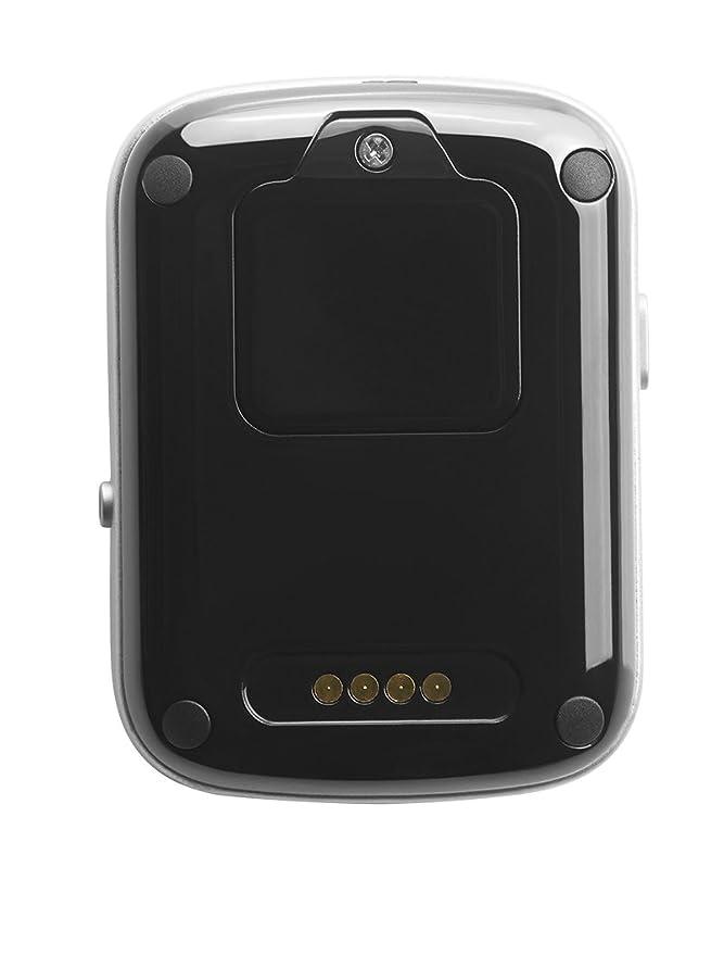 zeerkeer Mini GPS Tracker con la Función de Grabación Alarma ...