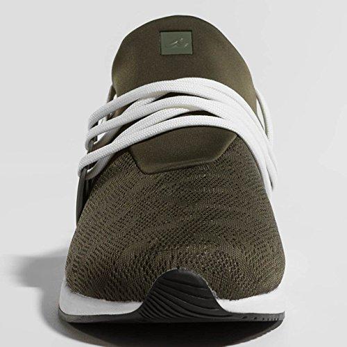 PROJECT DELRAY Herren Sneaker olive-cream