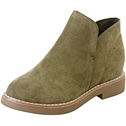 Cecil Joule Platform Ankle Boots NEW Women's Casual Comfortable Style Black Shoes