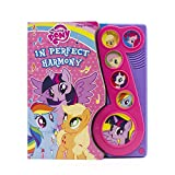 Hasbro - My Little Pony Little Music Note Sound Book: In Perfect Harmony - PI Kids (My Little Pony: Play-a-Song)
