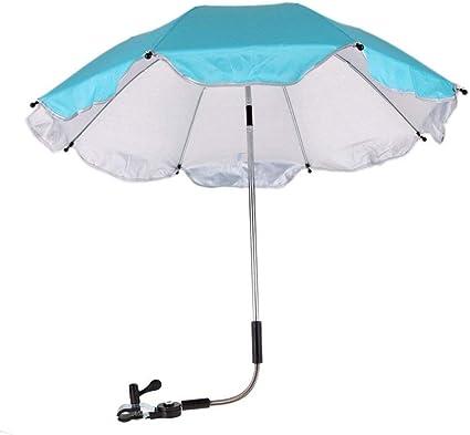 Baby Carriage Umbrella Stroller Mount Holder Sun Shadow Shade Baby Cart Umbrella