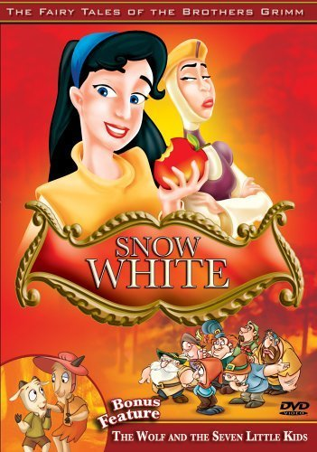 The Fairy Tales of the Brothers Grimm (Snow White/The Wolf and the Seven Little Kids) by Good Times Video
