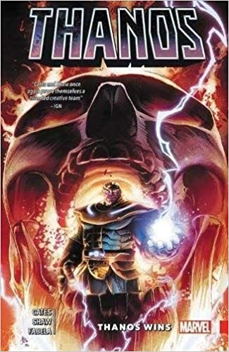 Amazon com: Thanos Wins by Donny Cates (9781302905590): Donny Cates