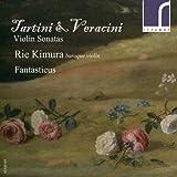 Tartini & Veracini Violin Sonatas by Rie Kimura