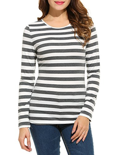 ANGVNS Casual Sleeve Hollow Blouse