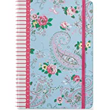 Paisley Floral Blue Journal (Diary, Notebook) (Small Format Journal)