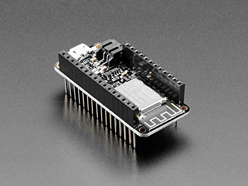 3213 Adafruit Assembled Feather Huzzah w// ESP8266 WiFi with Stacking Headers