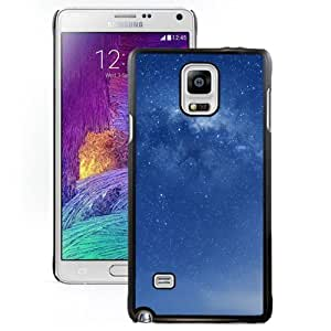 DIY and Fashionable Cell Phone Case Design with iOS 8 Milky Way Galaxy Default Galaxy Note 4 Wallpaper