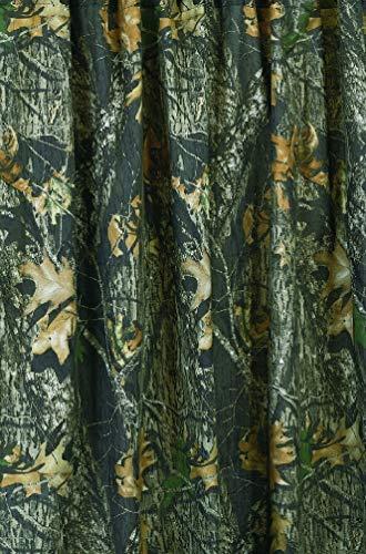 (Mossy Oak New Break Up Camo Shower Curtain)