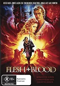 flesh and blood - photo #17