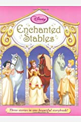 Disney Princess:  The Enchanted Stables Hardcover