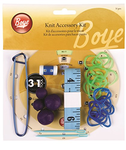 Boye Knit Accessory Kit