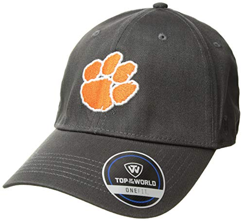 timeless design 746ce 304bf Clemson Tigers Fitted Hats