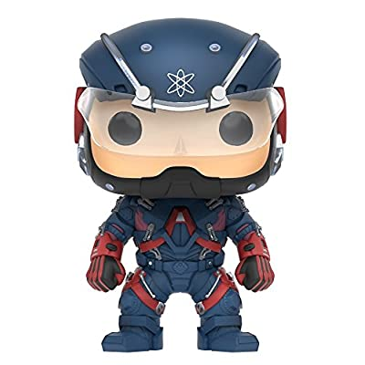 Funko POP TV: Legends of Tomorrow - The Atom Action Figure: Funko Pop! Television: Toys & Games