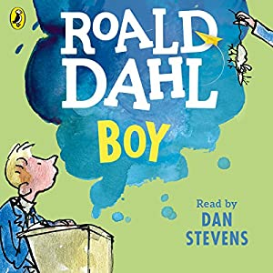 Boy Audiobook