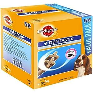 Pedigree Dentastix Dental Treat, Medium, 56 sticks, Adult Click on image for further info.