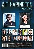 Kit Harington Calendar - Calendar 2018 - 2019 Calendars - Sexy Men Calendar - Game of Thrones - 12 Month Calendar by Dream