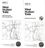 img - for West Hudson Trails book / textbook / text book