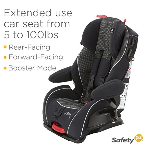 Safety 1st Alpha Omega Elite Convertible Car Seat, Bromley