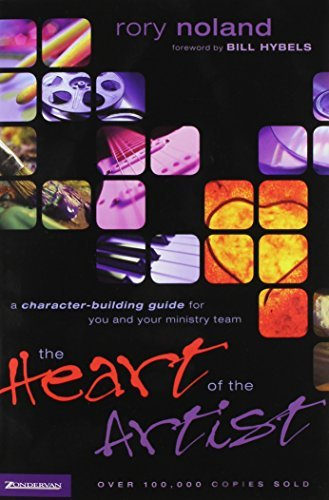 The Heart of the Artist by Rory Noland (1999-05-01)