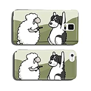 sheep gangster cell phone cover case iPhone6 Plus