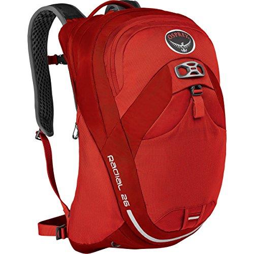 Osprey Packs Radial 26 Daypack, Lava Red, ()