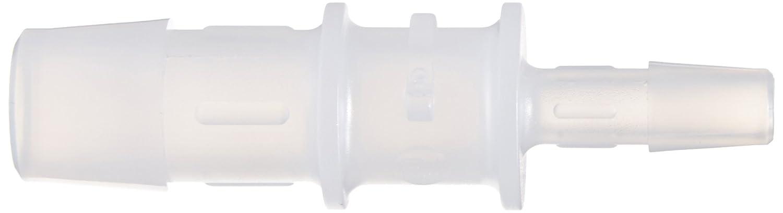 5//16 Hose Barb to 1//4 Hose Barb Pack of 10 Eldon James C5-4NN Natural Nylon Reduction Coupler