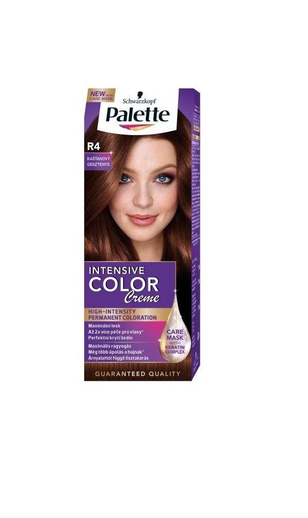 Amazon Palette Intensive Color Creme R4 Middle Chestnut