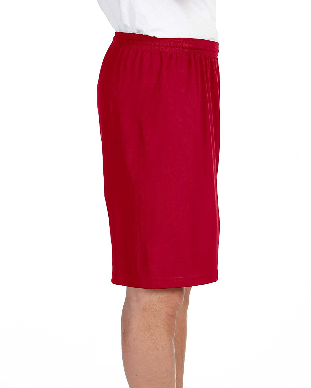 Alo Sport Mens Mesh 9 Short XXX-Large Sport Red