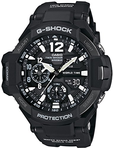 CASIO G SHOCK COCKPIT GA 1100 1AJF Mans