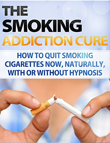 Smoking Addiction Naturally Hypnosis Treatment ebook product image