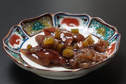 銭福屋 珍味・塩辛 ほたるいかわさび漬 210g