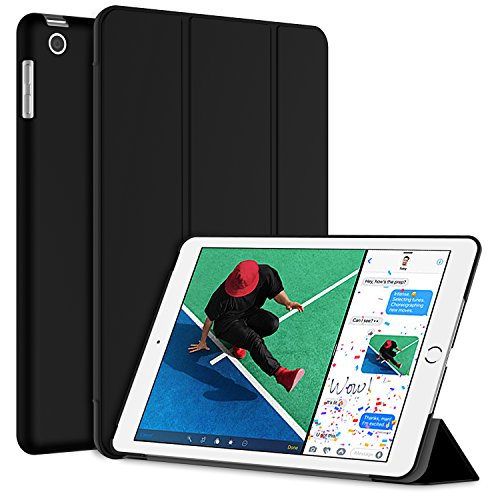 JETech-iPad-2017-Case-Smart-Cover-with-Stand-and-Auto-WakeSleep-for-Apple-iPad-97-Inch-2017-Model-Black