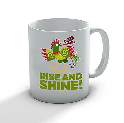 Amazoncom Rise And Shine Good Morning Inspiration Quotes