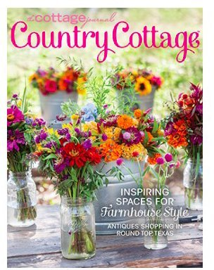 the Cottage journal Country Cottage 2018