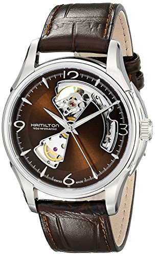 HAMILTON watch AMERICAN CLASSIC JAZZMASTER OPEN HEART H32565595 Men's