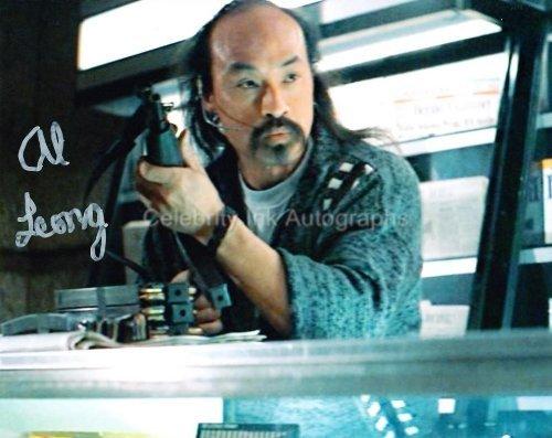 AL LEONG as Uli - Die Hard Genuine Autograph from Celebrity Ink