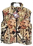 Heated Core Heat Camouflage Vest (Battery Powered, Medium)