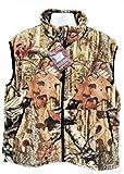 Heated Core Heat Camouflage Vest (Battery Powered, Medium)