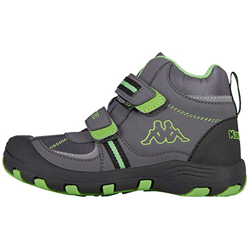 Anthra Gris Mid Green Bottes Rangers Mixte Kappa Perry 1330 Tex Teens Enfant qAwRvxnZ6