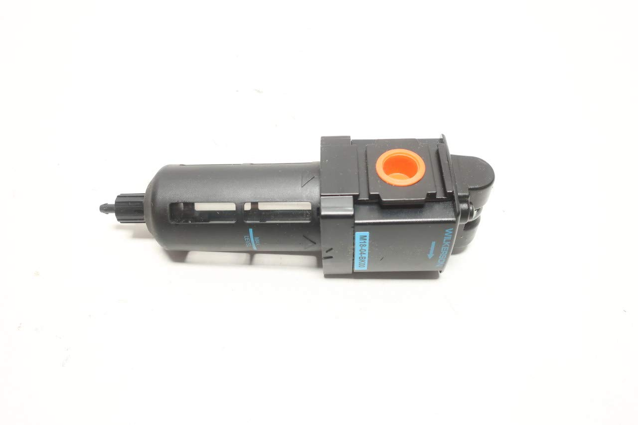 WILKERSON M18-04-BK00 6B261 Pneumatic Filter 1//2IN NPT 150PSI R670421