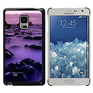 Paccase / SLIM PC / Aliminium Casa Carcasa Funda Case Cover - Nature Pink Mist - Samsung Galaxy Mega 5.8 9150 9152