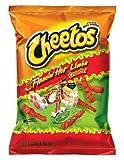 Cheetos Crunchy Flamin' Hot Limon, 9.75oz Bags (8pk)