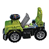 Mega Bloks Jeep Ride On (Green)