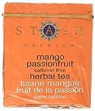 Stash Tea Mango Passionfruit Tea, 10 Tea Bags (Pack of 12)
