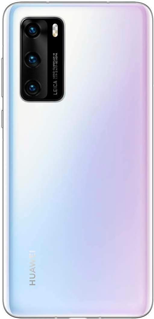 Huawei P40 5G - Smartphone 128GB, 8GB RAM, Dual Sim, Ice White: Amazon.es: Electrónica
