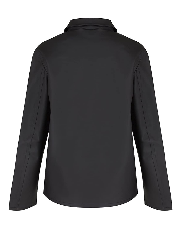 Stutterheim Men's Stadion Short Jacket - Black