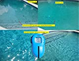 Solar Swimming Pool Ionizer Purifier with LED