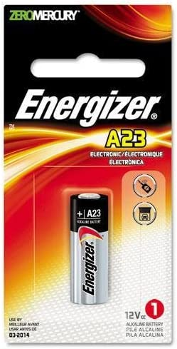 MercFree Energizer A23BPZ Watch//Electronic Battery A23 Alkaline 12V