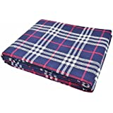 ASAB Out There Jumbo Picnic Blanket 3x2.2m PVC Navy